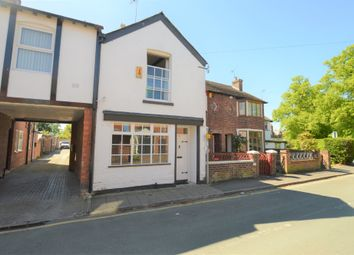 Thumbnail 2 bed terraced house for sale in Becketts Lane, Great Boughton, Chester