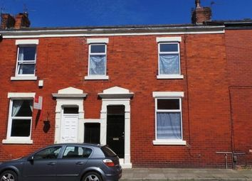 Thumbnail 3 bed terraced house to rent in Lowndes Street, Preston