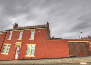 Thumbnail 2 bed terraced house for sale in Shafto Street, Newcastle Upon Tyne