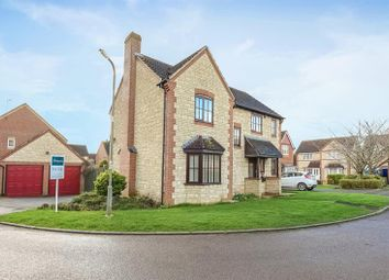 Thumbnail 4 bed detached house for sale in The Paddock, Southmoor, Abingdon