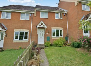 Thumbnail 3 bedroom terraced house for sale in Tungate Way, Horstead, Norwich