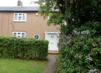 Thumbnail 3 bed end terrace house to rent in Harebell, Welwyn Garden City