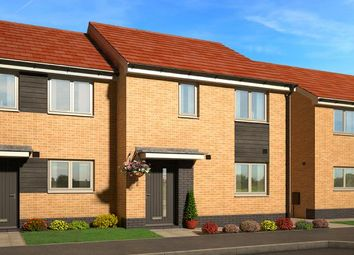 "Thumbnail 3 bed property for sale in ""The Ashby At Yew Gardens, Edlington "" at Broomhouse Lane, Edlington, Doncaster"