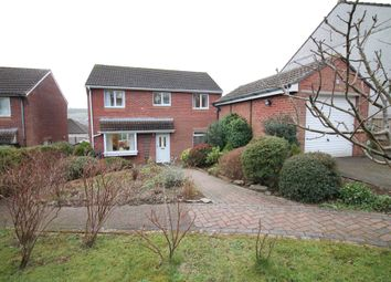 Thumbnail 4 bedroom detached house for sale in Wheatridge, Plympton, Plymouth