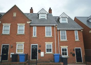 Thumbnail 3 bedroom end terrace house for sale in Clarence Harbour Court, Carrow Road, Norwich