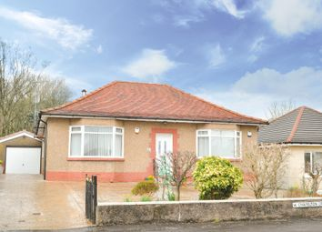 Thumbnail 3 bed bungalow for sale in West Chapelton Crescent, Bearsden, Glasgow
