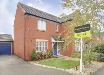 Thumbnail 4 bed detached house for sale in Kelham Drive, Sherwood, Nottinghamshire