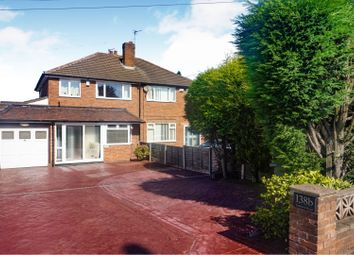 Thumbnail 3 bed semi-detached house for sale in Lichfield Road, Walsall
