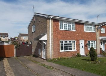 Thumbnail 2 bed semi-detached house to rent in Albany Drive, Rugeley