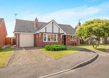 Thumbnail 3 bed detached bungalow for sale in Buttercup Close, Spalding