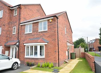 Thumbnail 3 bed town house for sale in Malthouse Mews, Pontefract