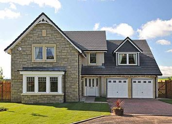 Thumbnail 5 bed detached house for sale in The Strathearn, Hunter Street, Auchterarder, Perth & Kinross