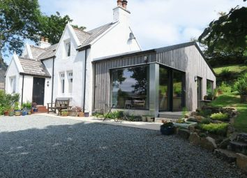 Thumbnail 4 bed detached house for sale in Camustianavaig, Portree