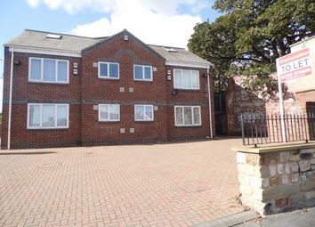 Thumbnail 1 bed property to rent in Cross Street, Balby, Doncaster