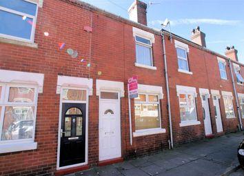 Thumbnail 2 bedroom terraced house for sale in Carron Street, Fenton, Stoke-On-Trent