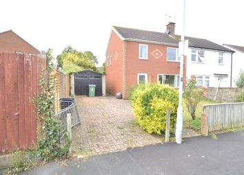 Thumbnail 3 bed semi-detached house for sale in Colwell Avenue, Hucclecote, Gloucester
