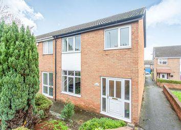 Thumbnail 3 bed terraced house for sale in Standbridge Lane, Wakefield