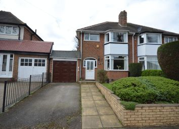 Thumbnail 3 bedroom semi-detached house for sale in Clydesdale Road, Quinton, Birmingham