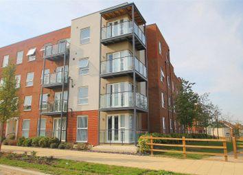 Thumbnail 1 bed flat for sale in Lett Lane, Castlehill, Swanscombe