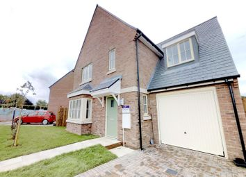 Thumbnail 4 bed detached house for sale in The Heron, Heyford Meadows, Hankelow