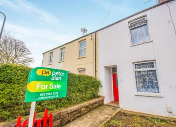 Thumbnail 3 bed terraced house for sale in Watson Road, Llandaff North, Cardiff