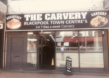 Thumbnail Restaurant/cafe to let in The Carvery, 78 Talbot Road, Blackpool, Lancashire