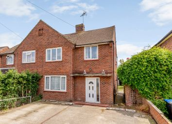 Thumbnail 3 bed semi-detached house for sale in Manor Drive, New Haw, Addlestone