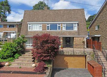 Thumbnail 4 bed detached house for sale in Cripton Lane, Rattle, Ashover, Derbyshire