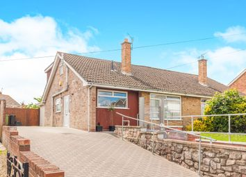 Thumbnail 3 bed semi-detached bungalow for sale in East Dundry Road, Whitchurch, Bristol