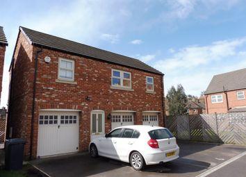 Thumbnail 1 bed property for sale in Don Grange, Kilnhurst, Mexborough