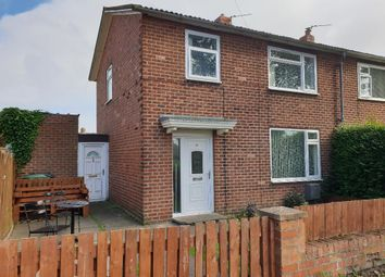 Thumbnail 3 bed semi-detached house to rent in Norham Road, Ashington