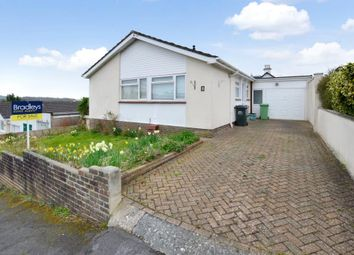 Thumbnail 3 bed detached bungalow for sale in Gaze Hill, Newton Abbot, Devon