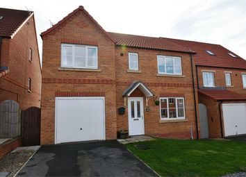 Thumbnail 4 bed detached house for sale in Shepherds Hill, Pickering