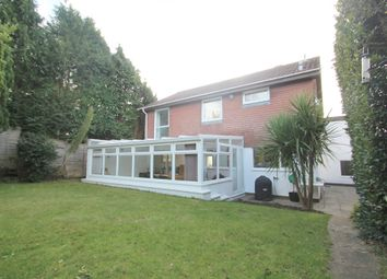 Thumbnail 4 bedroom detached house for sale in Leatfield Drive, Derriford, Plymouth