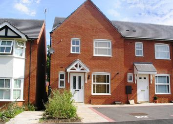 Thumbnail 3 bed terraced house to rent in Harlequin Drive, Moseley, Birmingham