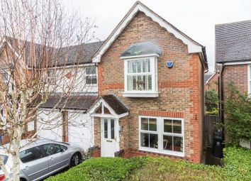 Thumbnail 3 bed semi-detached house to rent in Cleves Close, Loughton