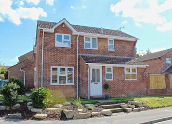 Thumbnail 3 bed detached house for sale in Twyford Way, Poole BH17.