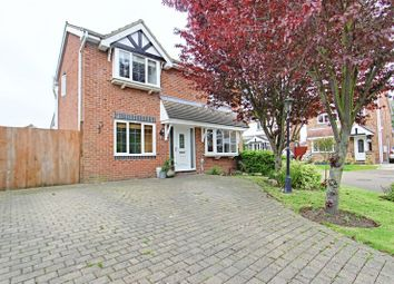 Thumbnail 3 bed detached house for sale in Rowan Avenue, Beverley
