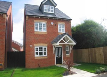 Thumbnail 4 bed detached house to rent in The Meadows, Darwen