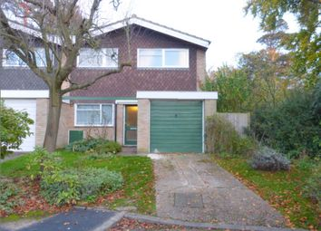 Thumbnail 3 bed semi-detached house for sale in West View Court, High Street, Elstree, Borehamwood
