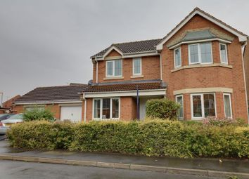 Thumbnail 4 bed detached house for sale in Mulberry Gardens, Scunthorpe