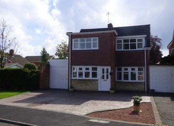 Thumbnail 3 bed detached house for sale in Ashley Gardens, Codsall, Wolverhampton