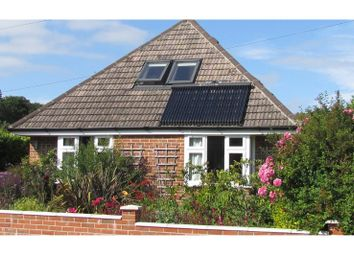 Thumbnail 3 bed detached bungalow for sale in Rothesay Road, Dorchester