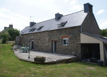 Thumbnail 4 bed detached house for sale in Plélauff, Bretagne, 22570, France