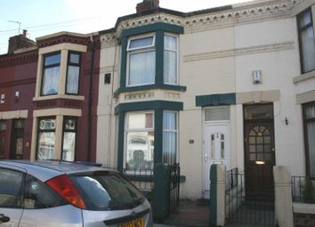 Thumbnail 3 bed terraced house for sale in Rugby Road, Aintree, Liverpool
