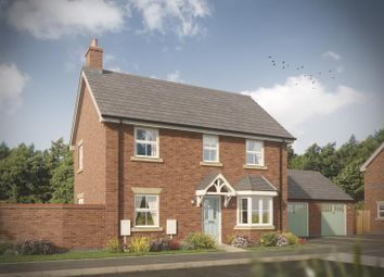 4 bed detached house for sale in Chamberlain Place, Bosworth Road, Measham DE12