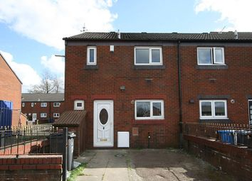 Thumbnail 3 bedroom terraced house for sale in Runhall Close, Manchester