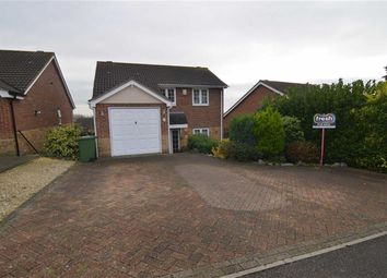 Thumbnail 5 bed detached house for sale in Seaview Avenue, Basildon, Essex