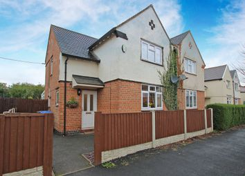 Thumbnail 3 bed semi-detached house for sale in Waverley Street, Derby, Derbyshire