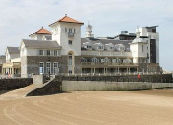 Thumbnail 1 bedroom flat for sale in Knightstone Causeway, Weston-Super-Mare